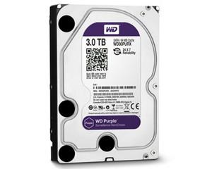 西部数据WD30PURX 紫盘 3TB图片