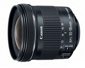 佳能EF-S 10-18mm f/4.5-5.6 IS STM图片