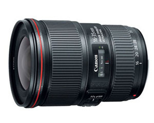 佳能EF 16-35mm f/4L IS USM图片