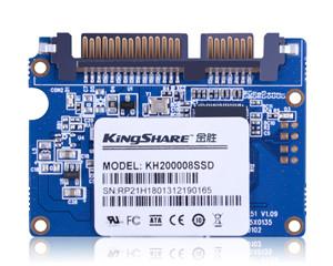 金胜H200系列 8G 1.8英寸 SATA2固态硬盘(KH200008SSD)图片