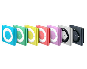 苹果iPod shuffle 5图片