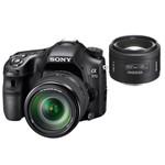 索尼A77 II套机(18-135mm,50mm F1.4) 数码相机/索尼