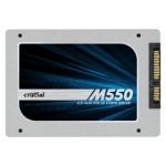 镁光M550 CT256M550SSD1(256GB) 固态硬盘/镁光