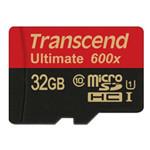 创见microSDHC Class 10 UHS-I闪存卡 600x(32GB) 闪存卡/创见