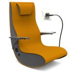 水獭微微椅 娱乐设备/水獭