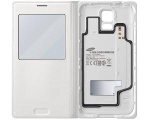 三星GALAXY S5 无线充电智能保护套图片