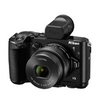 尼康V3套机(10-30mm PD,DF-N1000,GR-N1010) 数码相机/尼康
