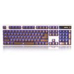 明基KX950昆吾剑加强版机械键盘(红轴) 键盘/明基
