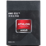 AMD Athlon II X4(速龙II四核)860K CPU/AMD