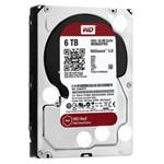 西部数据6TB 64MB SATA3 红盘 (WD60EFRX) 硬盘/西部数据