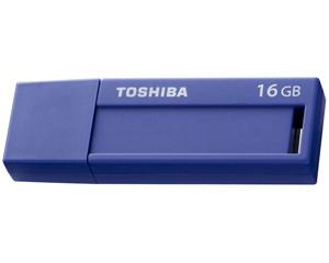 东芝标闪 USB3.0 TransMemory(16GB)(V3DCH-016G-BL)图片