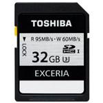 东芝极至瞬速 EXCERIA UHS-I SDHC卡(32GB)(SD-H032GR7VW060A)