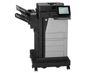 惠普HP 630Z 激光黑白打印复印扫描传真多功能一体机 网面网络