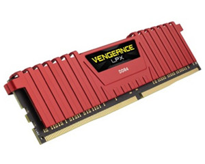 海盗船 16GB DDR4 2666(CMK16GX4M4A2666C15R)图片