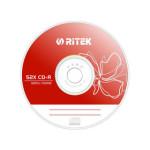 铼德 六色片 红色 CD-R 52速(50片装) 盘片/铼德