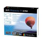 节奏坦克 X-Fi Rhapsody 7.1狂想曲 声卡/节奏坦克