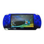 誉拓 HD808掌机王(8G,蓝色) 游戏机/誉拓