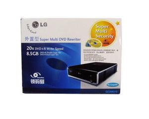 LG 外置DVD刻录机GE20NU10图片