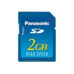 松下 SD(2GB) 闪存卡/松下