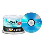 铼德 运动系列 8速 DVD+R(50片装) 盘片/铼德