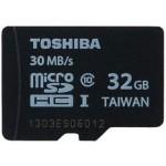 东芝 microSDHC UHS-I卡 class10(32GB) 闪存卡/东芝