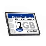 金士顿 高速CF卡(2GB) 闪存卡/金士顿