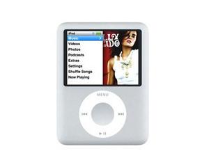 苹果 iPod nano 3(4GB)图片