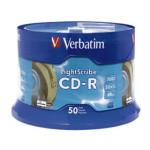 威宝 52速 光雕 CD-R(50片桶装) 盘片/威宝