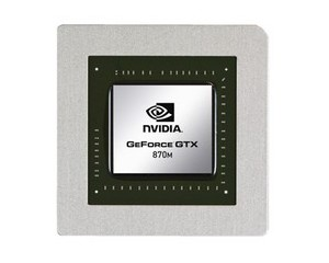 NVIDIA GeForce GTX 870M图片