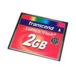 创见 CF卡(2GB) 闪存卡/创见