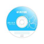 铼德 六色片 蓝色 52速 CD-R(50片装) 盘片/铼德
