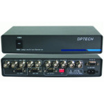 东科 DPTECH RGB105 网络延长器/东科