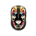 微软 3500无线蓝影便携鼠标(限量版艺术家系列) 鼠标/微软