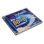 威宝 2速 BD-R(5片盒纸封装) 盘片/威宝