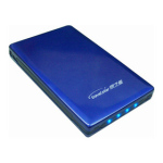 旅之星 阻尼抗震Ⅱ型(120GB) 移动硬盘/旅之星