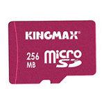 KINGMAX MicroSD(TF卡)/256MB 闪存卡/KINGMAX