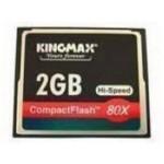 KINGMAX CF卡 80X(2GB) 闪存卡/KINGMAX