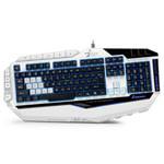 森松尼SK-V98帝王蝎中板发光游戏键盘 键盘/森松尼