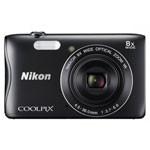 尼康S3700 数码相机/尼康