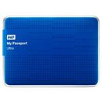 西部数据My Passport Ultra 2TB(WDBMWV0020BBL-PESN) 移动硬盘/西部数据