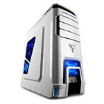 京天华盛E3 1230 V3/8G/GTX660 3G/四核独显电脑游戏主机/DIY组装机 DIY组装电脑/京天华盛