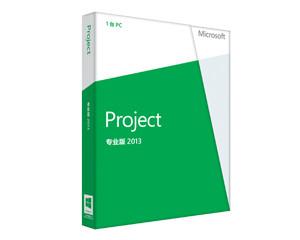 微软Project Professional 2013简体中文(传统彩盒装)图片