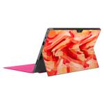 Mornnet Surface Pro 3后盖贴纸(红色波浪) 平板电脑配件/Mornnet