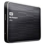 西部数据My Passport Ultra 500GB(WDBPGC5000ABK) 移动硬盘/西部数据