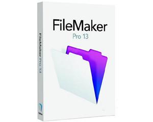苹果Apple 升级到 FileMaker Pro 13图片