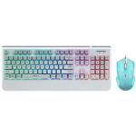 雷柏V110混光游戏键鼠套装 键鼠套装/雷柏