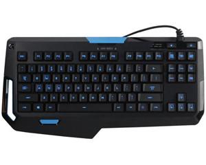 罗技G310紧凑型机械游戏键盘