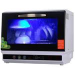 Govos 全自动新一代超音波洗碗机台式家用   黑白色