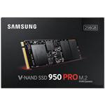 SSD 950 Pro NVMe M.2 (256GB)