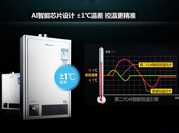【万和jsq24-12et11燃气热水器采用什么芯片设计?】